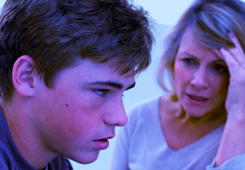 Подростки и наркомания