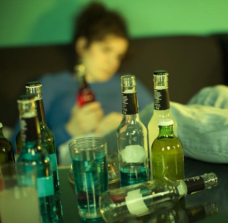 Что надо алкоголику чтобы он бросил пить